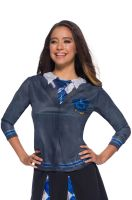 Ravenclaw Printed Top Adult Costume