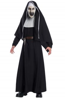 Biblical costumes purecostumes deluxe the nun adult costume solutioingenieria Gallery