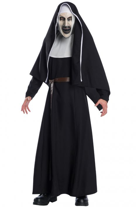 cd696906243 Deluxe The Nun Adult Costume - PureCostumes.com