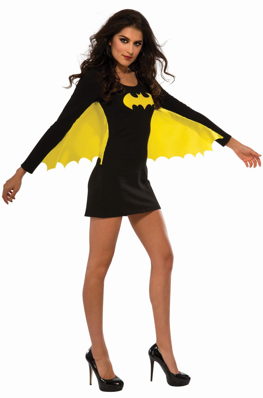 sc 1 st  Pure Costumes & Batgirl Wing Dress Adult Costume - PureCostumes.com