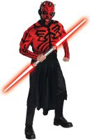 Deluxe Darth Maul Muscle Chest Adult Costume