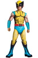 Deluxe Wolverine Child Costume