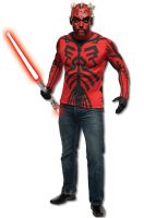 Deluxe Darth Maul Adult Costume Kit