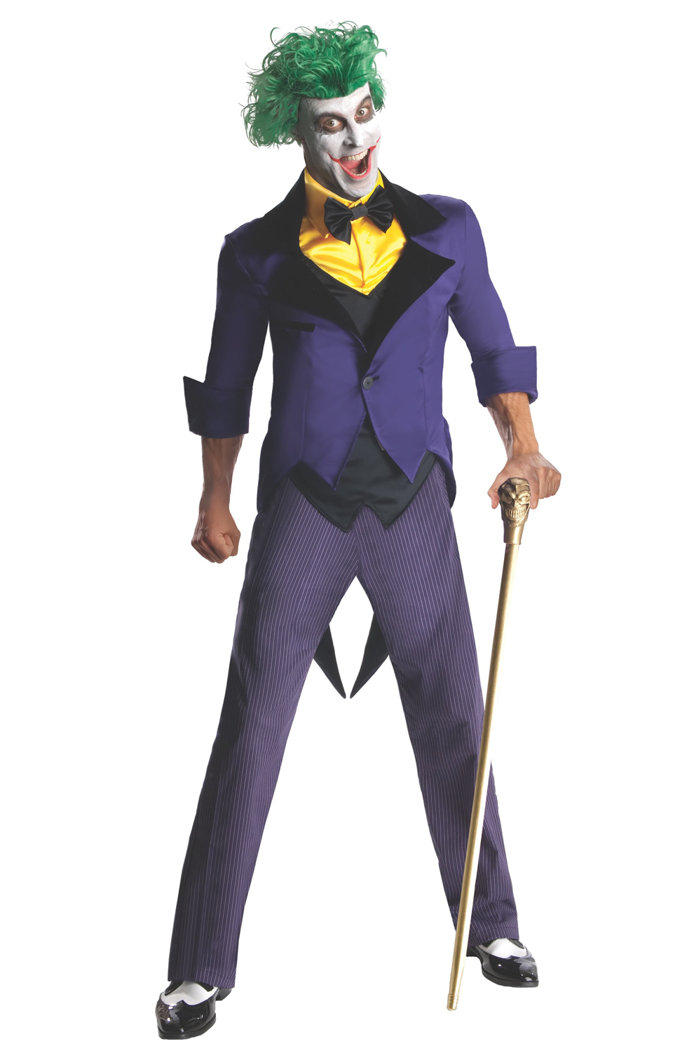 the joker adult costume purecostumescom