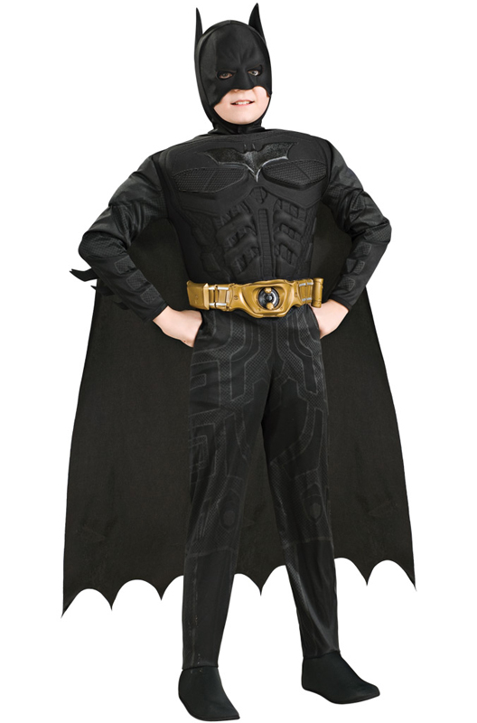 Deluxe Batman Toddler/Child Size Costume