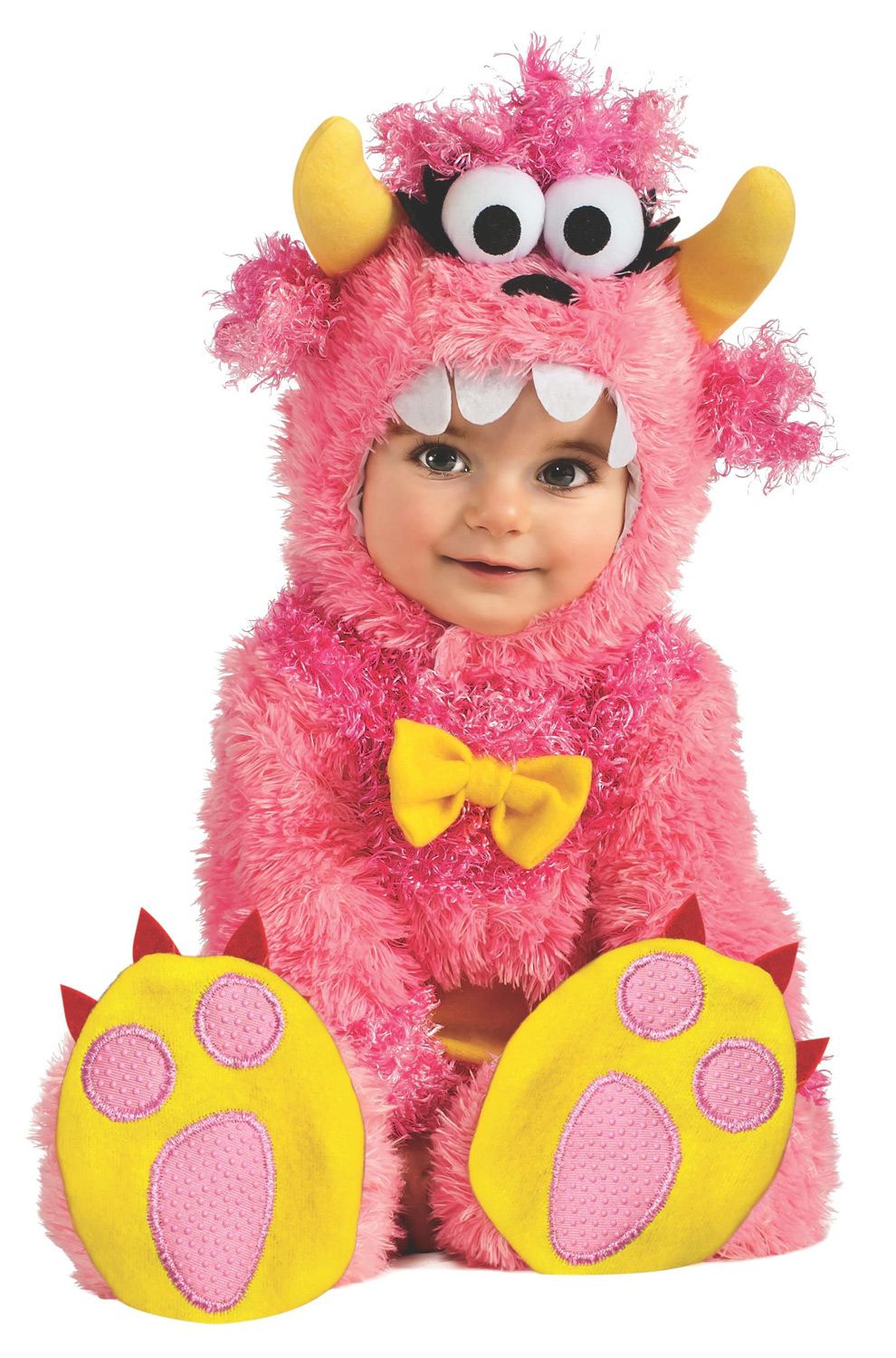 noah 39 s ark collection pinky winky monster infant costume. Black Bedroom Furniture Sets. Home Design Ideas
