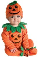 Lil Pumpkin Infant Costume