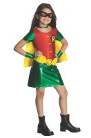 Robin Girl Child Costume