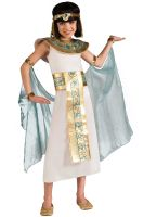 Blue Cleopatra Child Costume