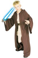 Deluxe Hooded Jedi Robe Child Costume