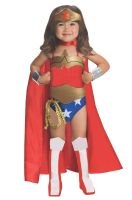 Deluxe Wonder Woman Toddler/Child Costume
