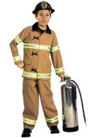 Firefighter Toddler/Child Costume
