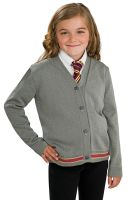 Hermione Granger Sweater and Tie Child Costume