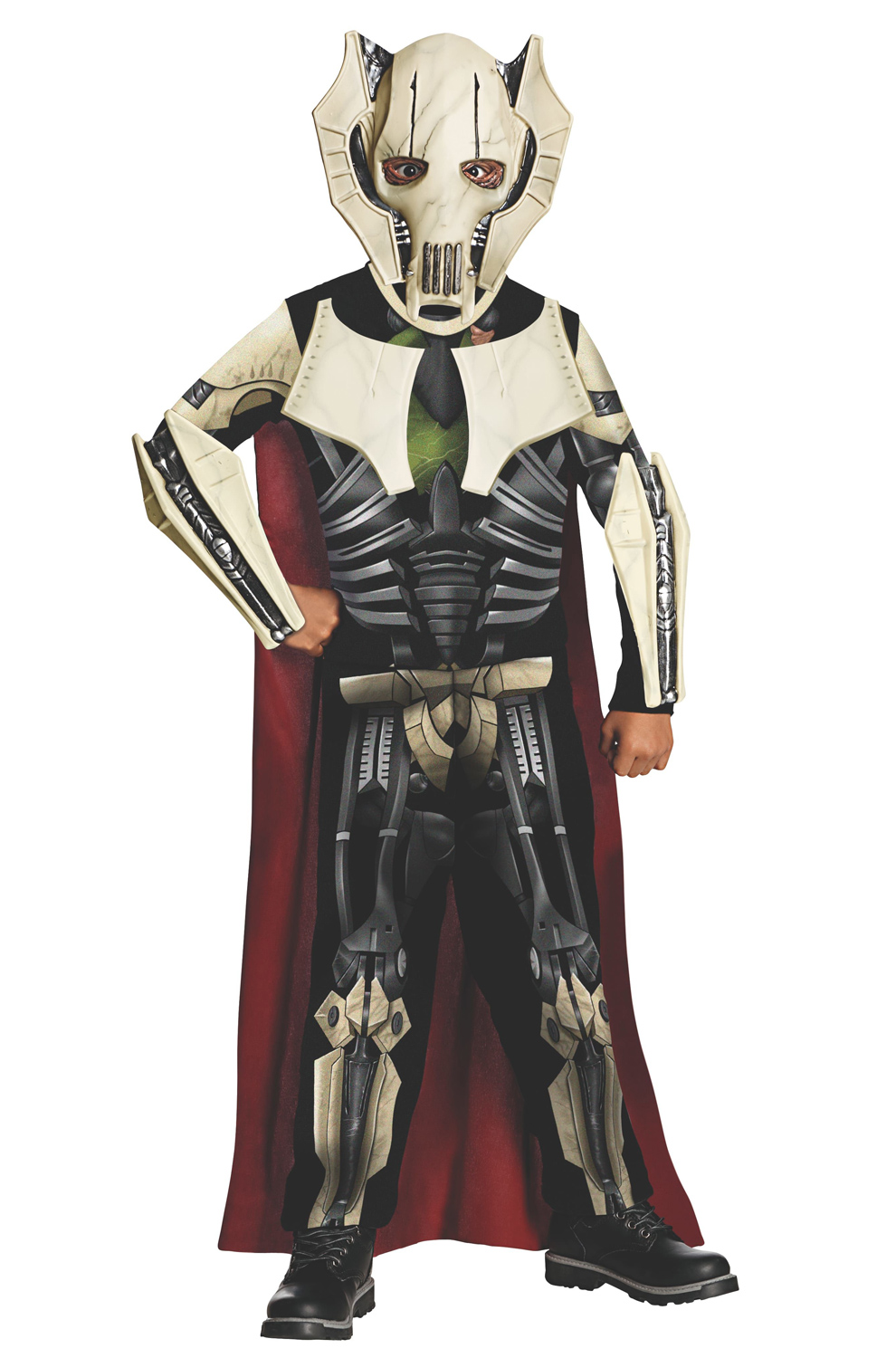 Click Here to buy Star Wars General Grievous Kids Costume from Pure Costumes