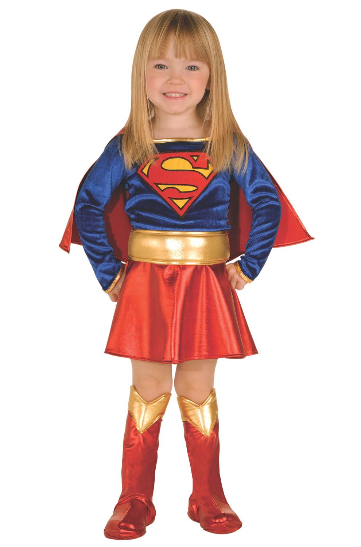 Superman Supergirl Toddler Costume  sc 1 st  Pure Costumes & Superman Supergirl Toddler Costume - PureCostumes.com