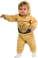C-3PO Toddler Costume