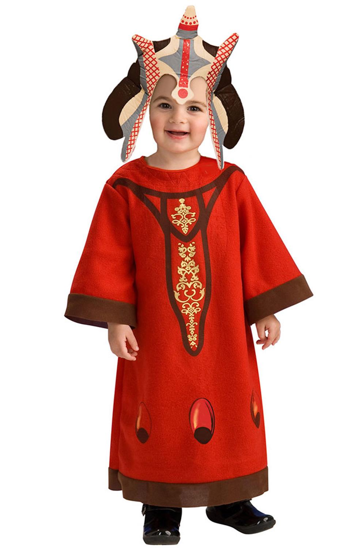 Toddler Star Wars Queen Amidala Costume