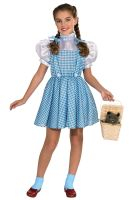 The Wizard of Oz Dorothy Halloween Sensations Child Costume