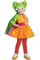 Deluxe Dyna Might Toddler/Child Costume
