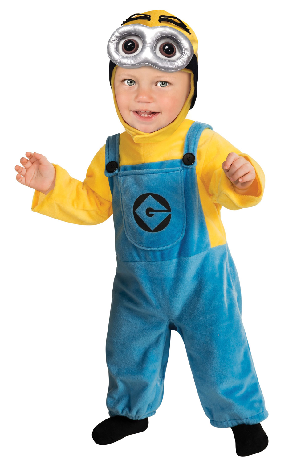 Despicable Me 2 Minion Dave Infant/Toddler Costume