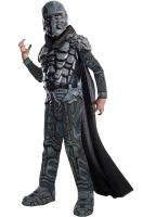Man of Steel Deluxe General Zod Child Costume