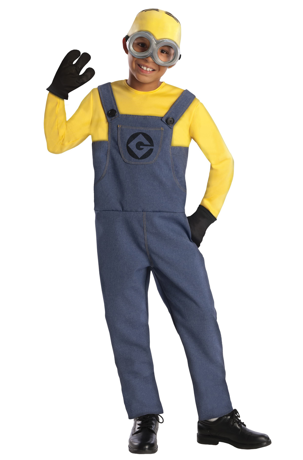 Despicable Me 2 Minion Dave Child Size Costume