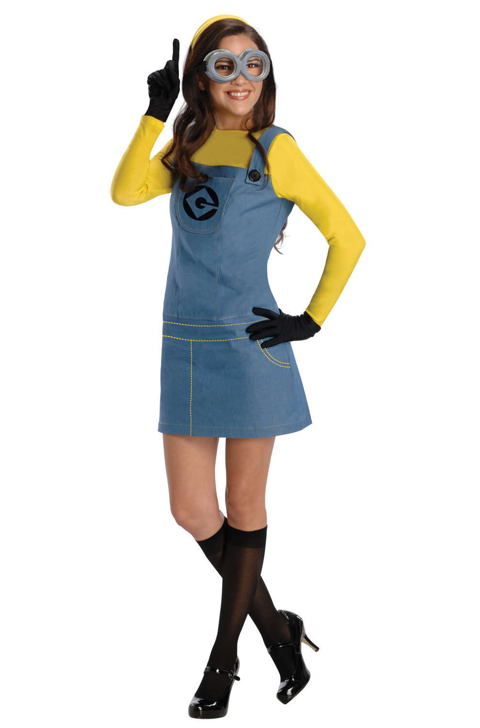 Despicable Me 2 Female Minion Adult Size Costume