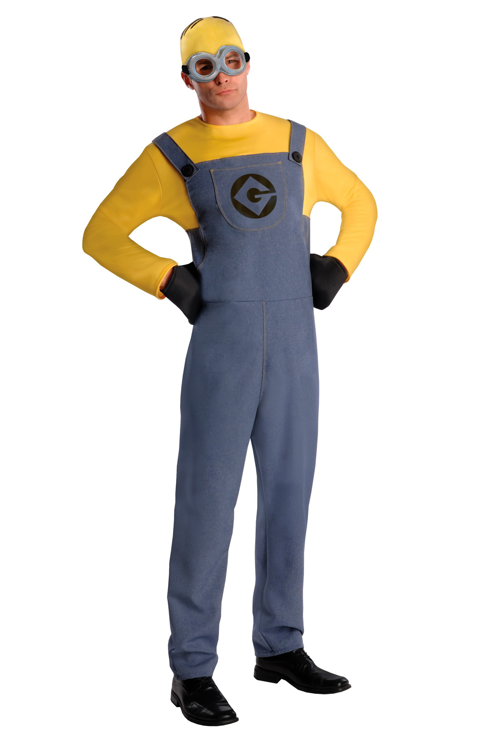 Despicable Me 2 Minion Dave Adult Size Costume