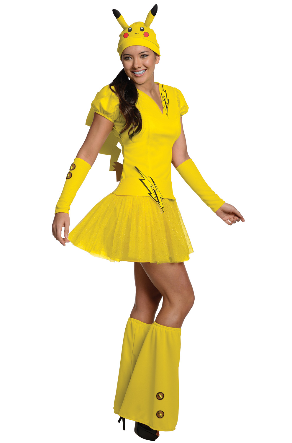 Female Pikachu Adult Costume