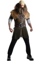 The Hobbit Deluxe Dwalin Adult Costume