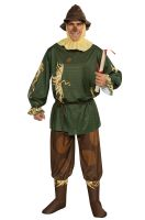 The Wizard of Oz Scarecrow Halloween Sensations Adult Costume