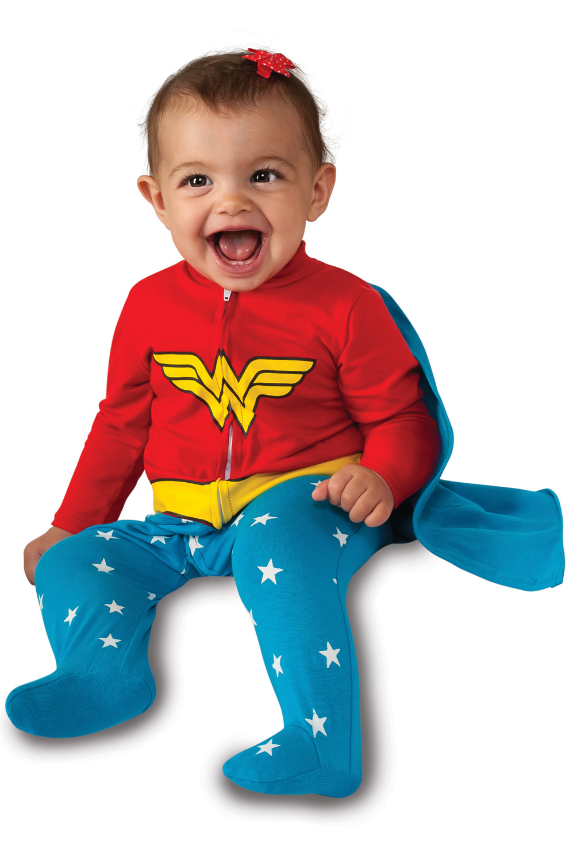 wonder woman infant costume