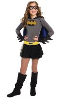DC Comics Grey Batgirl Child Costume