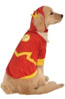 The Flash Pet Costume