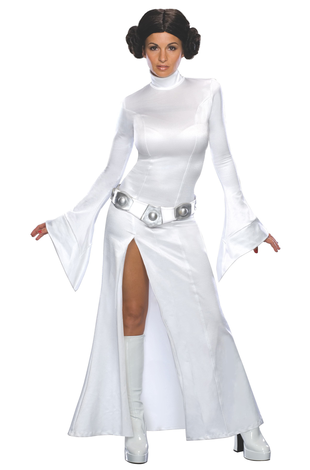 Click Here to buy Star Wars Princess Leia Adult Costume from Pure Costumes