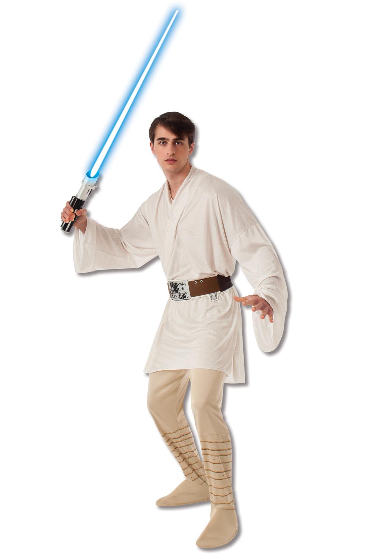 Luke Skywalker Adult Costume Purecostumes Com