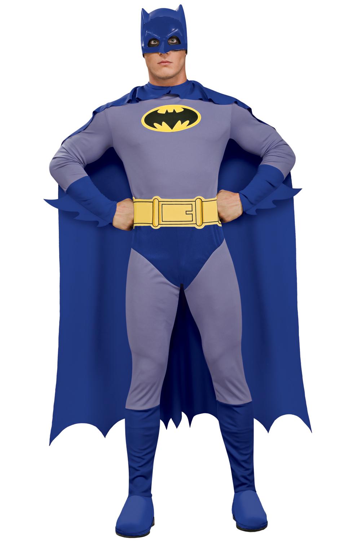 Classic Batman Adult Costume Purecostumes Com