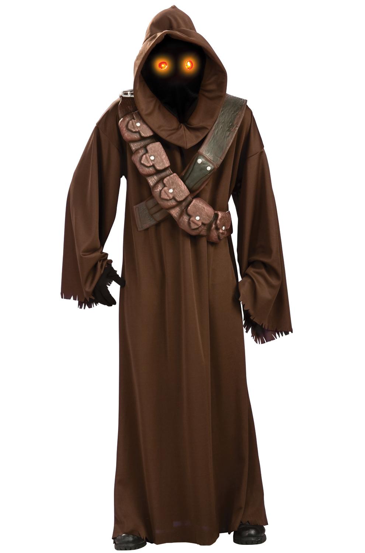 star wars jawa adult costume - purecostumes