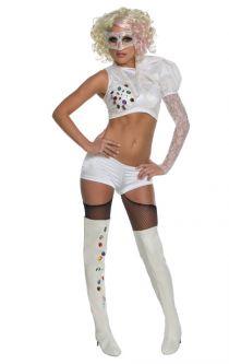 Lady Gaga VMA Performance Adult Costume Gay Pride Fashion