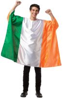 Ireland Flag Tunic Adult Costume