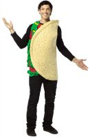 Lightweight Taco Adult Costume