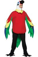 Lightweight Parrot Adult Costume