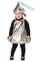 Hershey's Kiss Toddler Costume