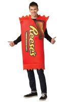 Reese's Cup Adult Costume