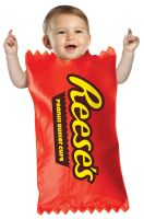 Reese's Cup Bunting Infant Costume