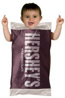 Hershey's Bar Bunting Infant Costume