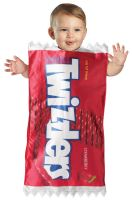 Twizzlers Bunting Infant Costume