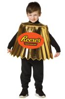 Reese's Cup Mini Child Costume