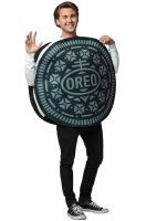 Oreo Cookie Adult Costume