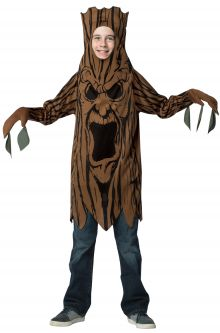Back to School Costumes Scary Tree Child Costume